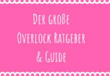 Overlock Guide