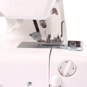 Bernette Overlock 610 D Nahtbreiteneinstellung