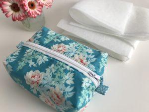 Boxy Bag mit Volumenvlies