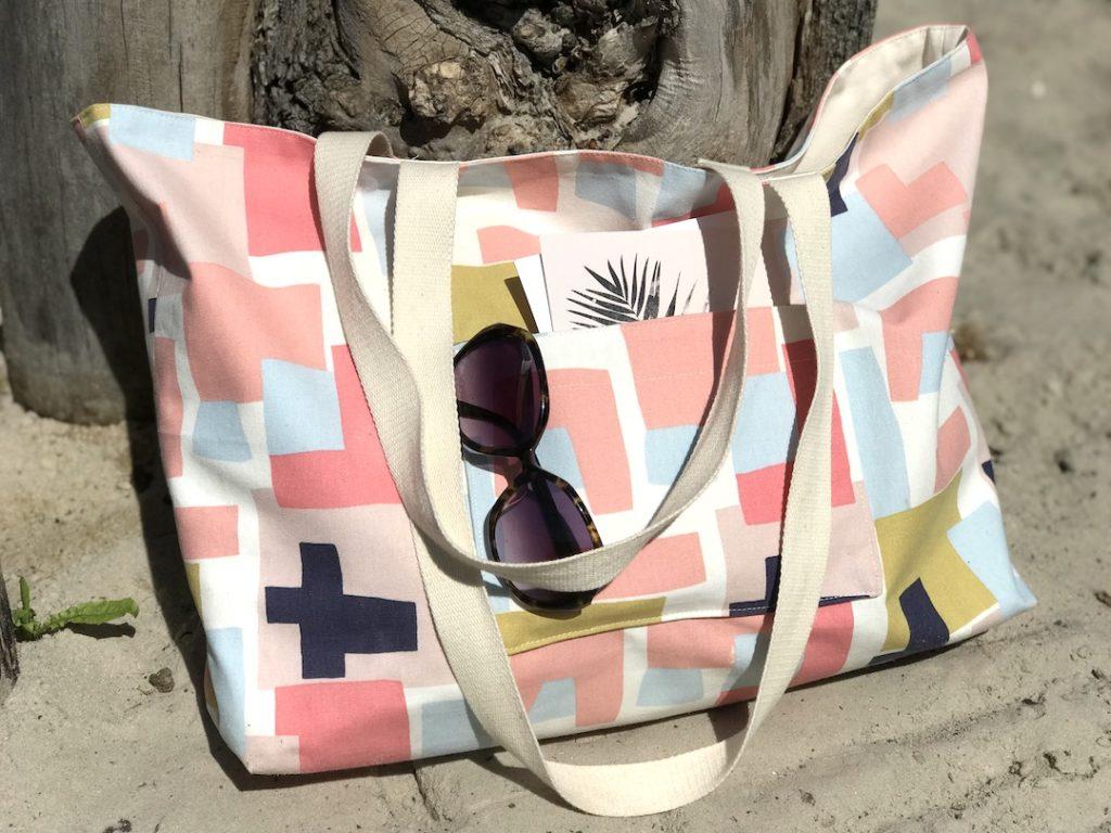 Beachbag nähen