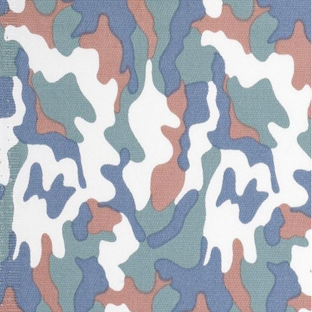 Gabardine Camouflage Bunt